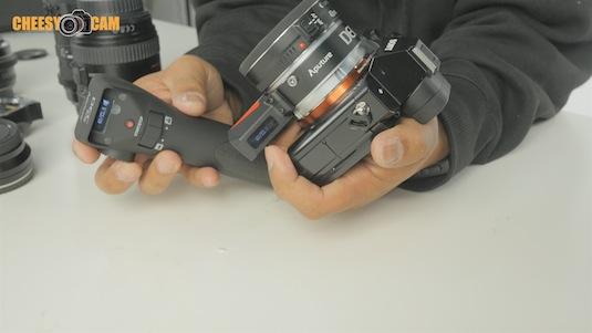 canon stm 40mm lens follow focus aputure dec