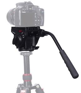 kingjoy neewer video tripod head