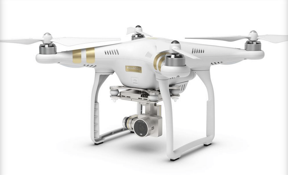 DJI Phantom 3 4K Camera Lightbridge Visual Positioning