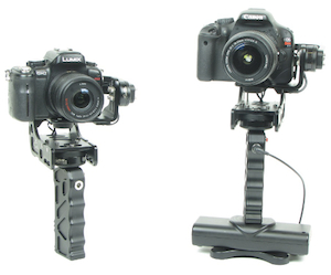 nebula 4000 3 axis gimbal stabilizer camera motion research