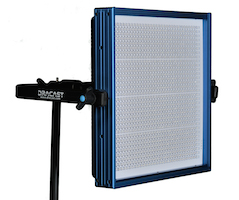 NAB 2015 Dracast PLUS Series LED Light Panels
