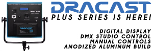 dracast pro-grade led lights