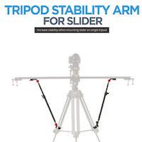 konova tripod arm stability slider