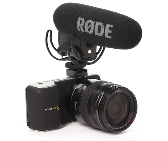rycote suspension microphone shotgun rode videomicpro