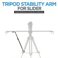 tripod stability arm konova