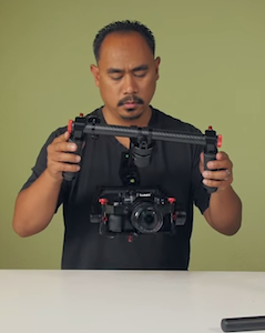 CAME-TV CAME-MINI2 Gimbal