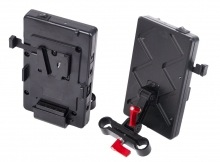 V-mount battery Plate Adapter