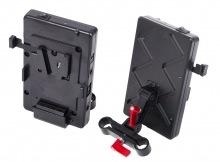 V-mount battery Plate Adapter