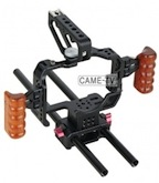 came-tv bmpcc gh4 sony a7s cage