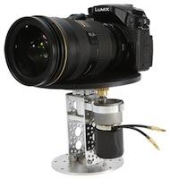 diy pan kit motorized camera 360 turn table