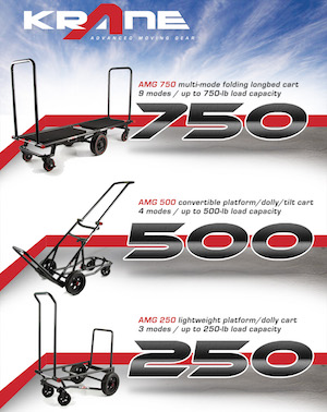 Krane AMG Gear Cart
