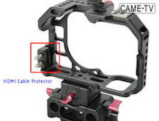 sony a7s hdmi lock rig cage came-tv hdmi