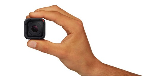 gopro session hd camera