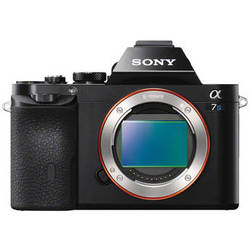 sony a7s camera kit