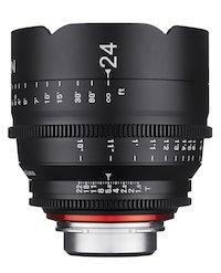 Rokinon Samyang Xeen 24mm Cine Lens