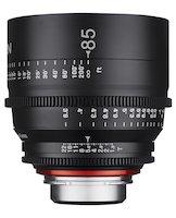 Rokinon Samyang Xeen 85mm Cine Lens