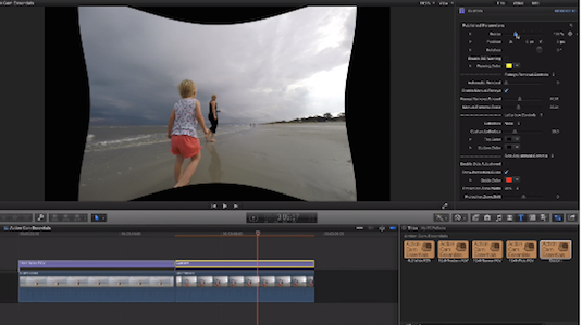 FCPEffects Action Cam Essentials FCPX Plugins