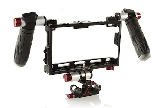 SHAPE Cage Bundle for Atomos Shogun 4K Recorder Monitor