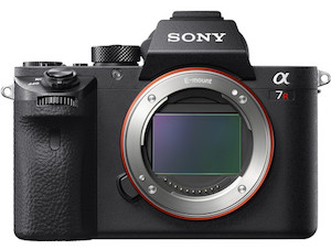 The new Sony A7RII In Stock