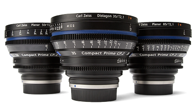 zeiss cp2 cinema prime lenses