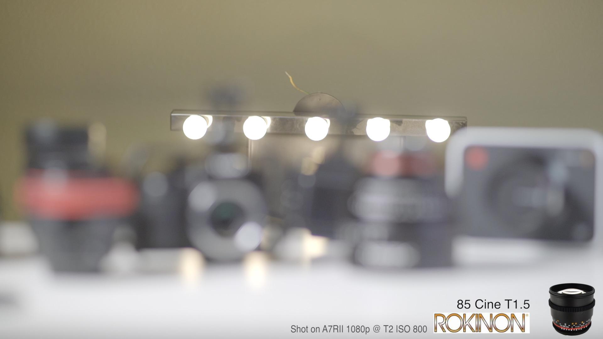 85 Cine Lens 2