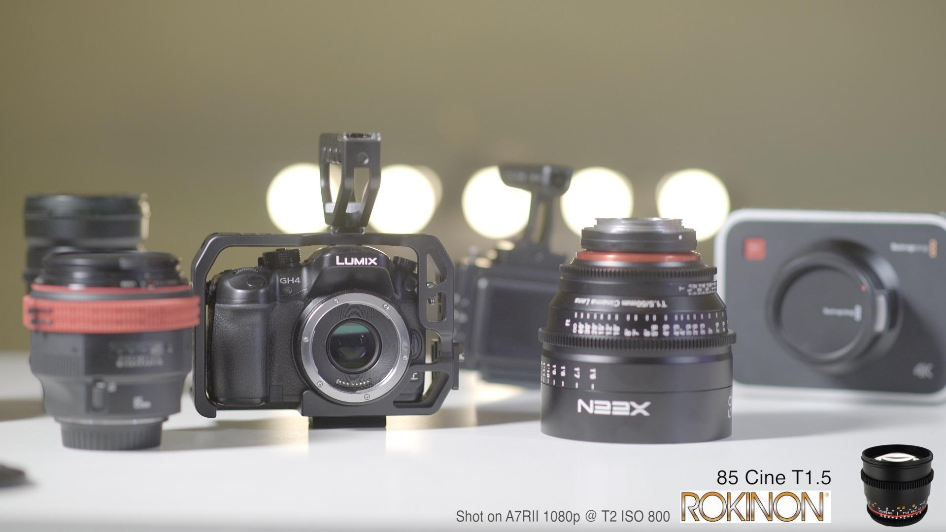 85 Cine Lens