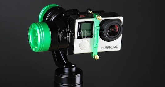 came-gimbal gopro 3 axis