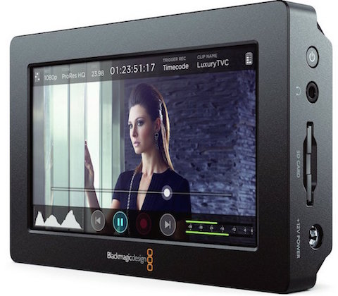 BlackMagic Design Vdieo Assist Monitor Recorder