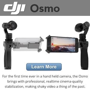 DJI OSMO Gimbal 4K
