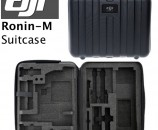 DJI Ronin-M Suitcase ABS Plastic Shell with Foam Interior