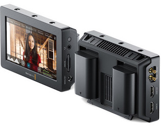 blackmagic design monitor recorder