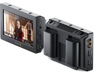 blackmagic design monitor recorder