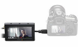 blackmagic video assist monitor