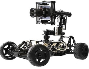 freefly tero remote control gimbal car suspension