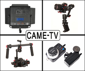 Came-tv equipment