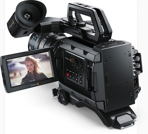 DVEStore BlackMagic Ursa Mini 4K 4.6K RAW Video Camera DVE Store
