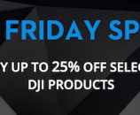 DJI Black Friday Deals Phantom 3 and Inspire 1 Pro