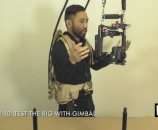 BUILD A DIY GIMBAL SUPPORT STABILIZER FOR UNDER $100
