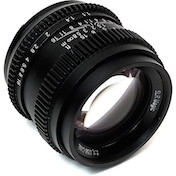 slr magic cine 50mm cinema prime lens sony e mount