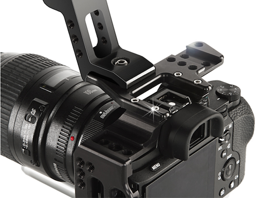 Shape A7sII A7rII Cage Rig HotShoe Mount