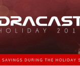 Dracast 2015 Special Holiday Savings