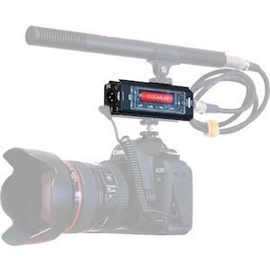fostex AR501 Mic Preamp DSLR Audio XLR Phantom