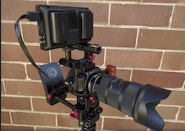 blackmagic micro cinema camera cage came-tv