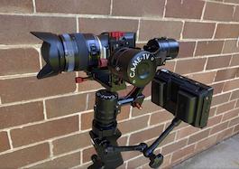 blackmagic micro cinema camera gimbal came-tv came-single