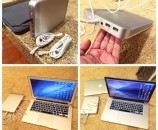 MAXOAK 36000mAh 133Wh Power Bank MacBook Pro iPhone iPad