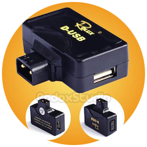 ROLUX D-TAP USB ADAPTER