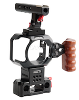 blackmagic design micro cinema camera cage came-tv cametv
