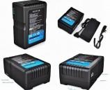 3 FREE Kayo Maxtar MAXOAK 158Wh V-Mount Batteries