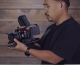 Custom Mods for BlackMagic Design Micro Cinema Camera w DIY Remote Handle