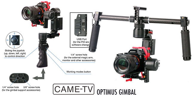 came-tv-optimus-gimbal